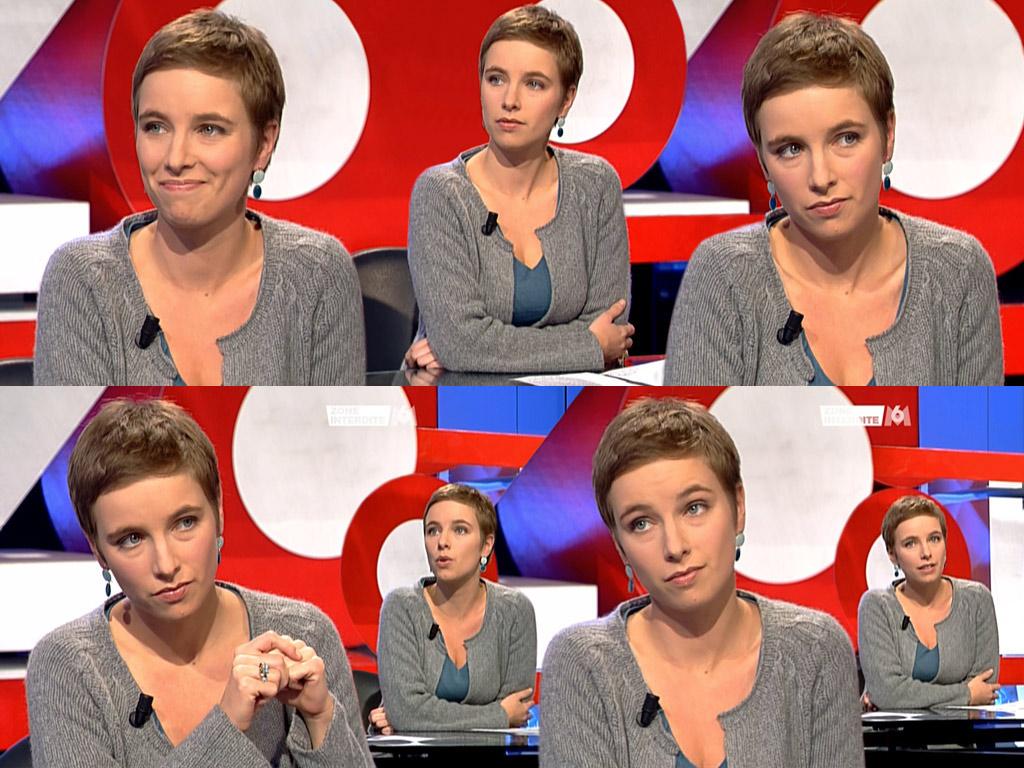 Clémentine Autain 04/12/2005