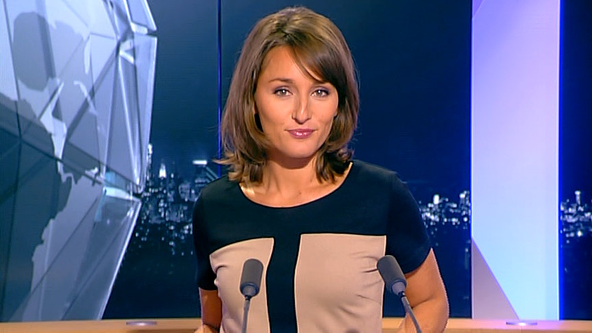 Amandine Begot 19/09/2011
