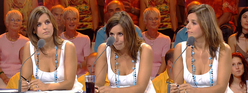 Faustine Bollaert 28/07/2005