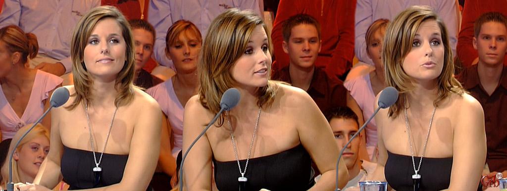 Faustine Bollaert 19/11/2005