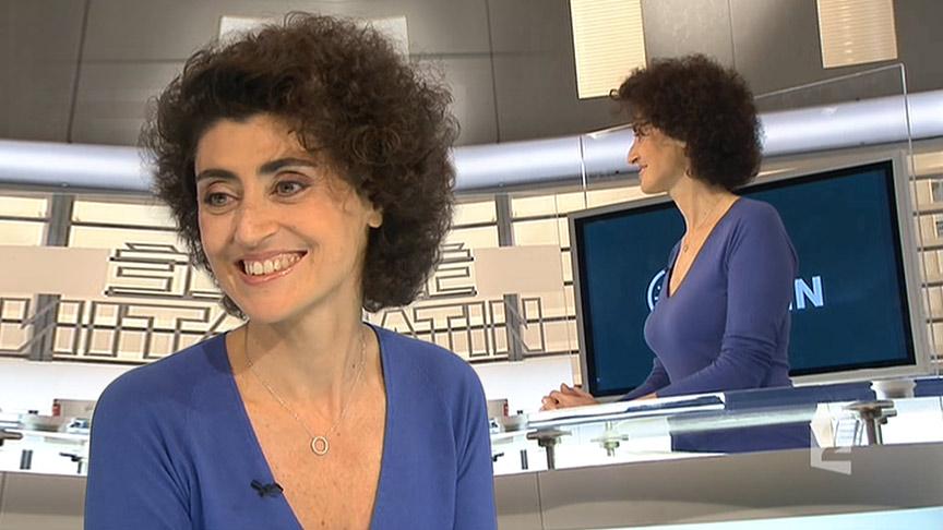 Brigitte-Fanny Cohen 14/10/2008
