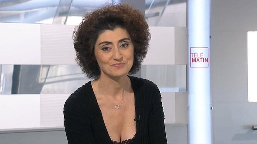 Brigitte-Fanny Cohen 16/03/2009