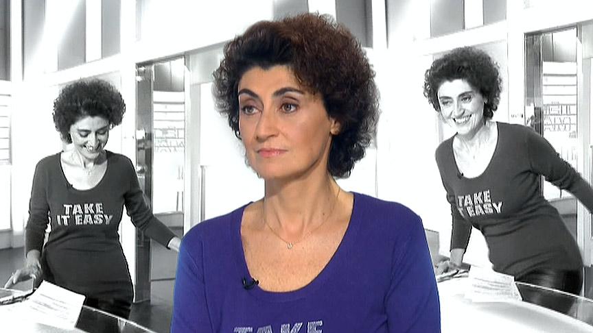 Brigitte-Fanny Cohen 26/10/2010