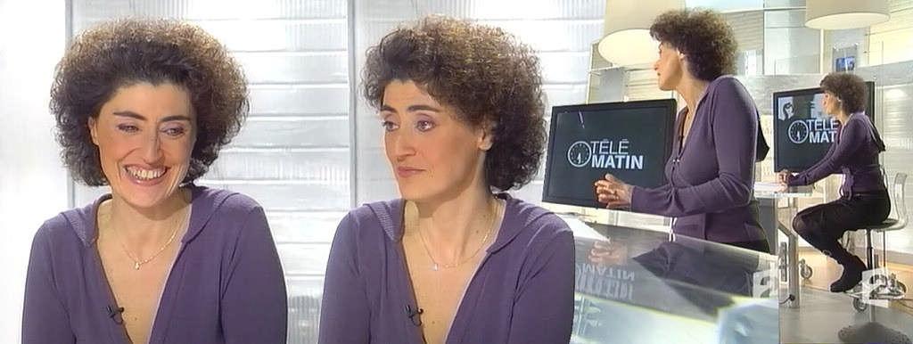 Brigitte-Fanny Cohen 08/12/2003