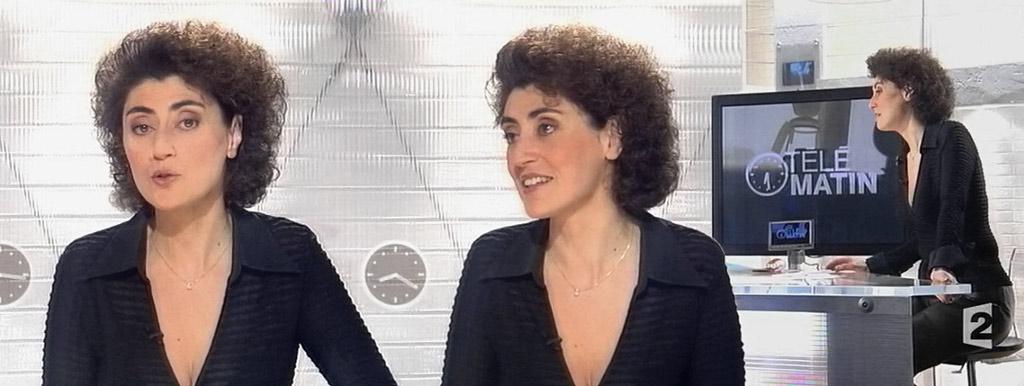 Brigitte-Fanny Cohen 15/04/2004