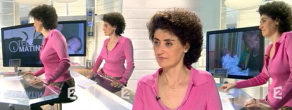 Brigitte-Fanny Cohen 17/05/2004