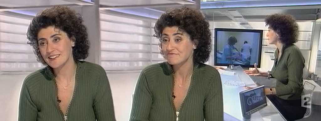 Brigitte-Fanny Cohen 02/12/2004