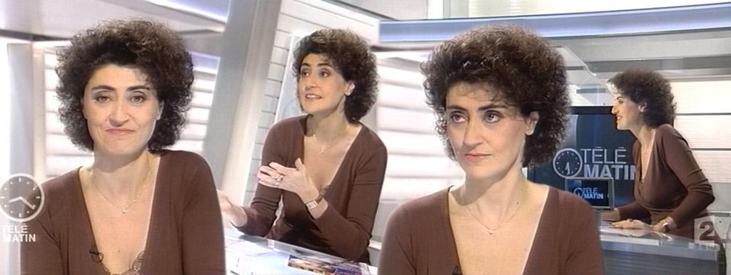 Brigitte-Fanny Cohen 10/01/2005