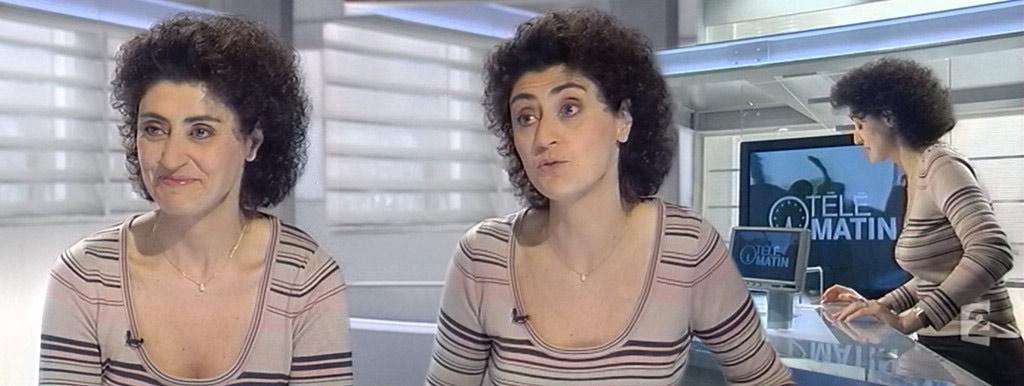 Brigitte-Fanny Cohen 24/01/2005