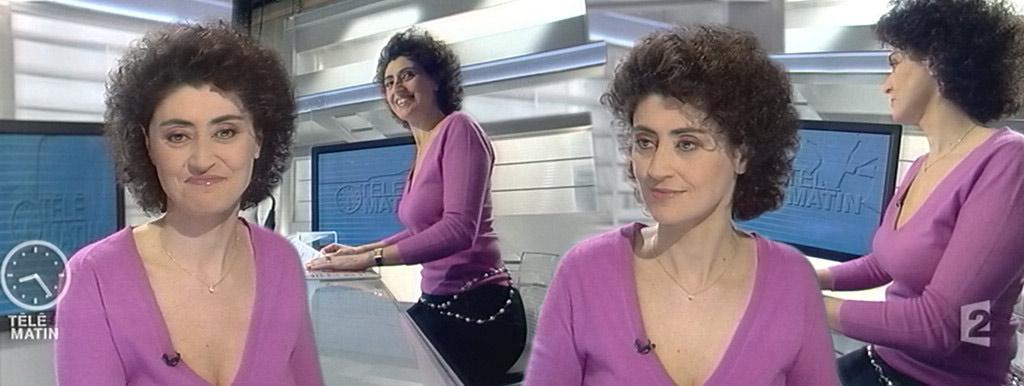 Brigitte-Fanny Cohen 10/02/2005