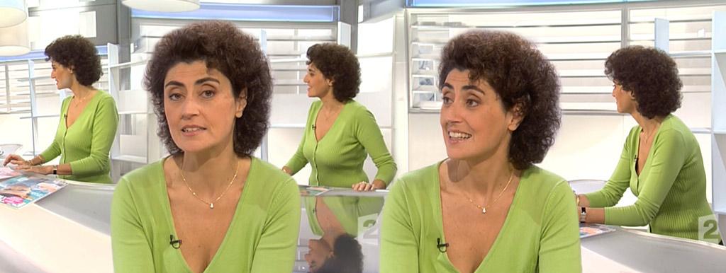 Brigitte-Fanny Cohen 10/10/2005