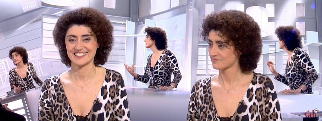 Brigitte-Fanny Cohen 20/02/2007