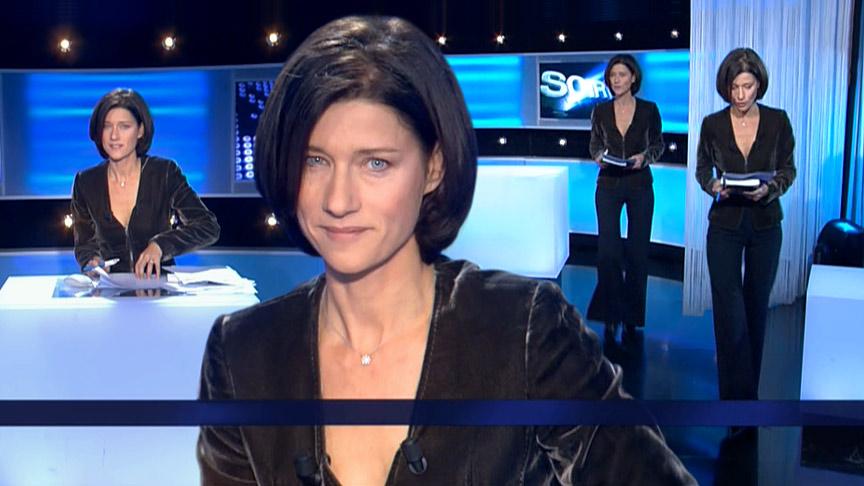 Carole Gaessler 22/10/2008