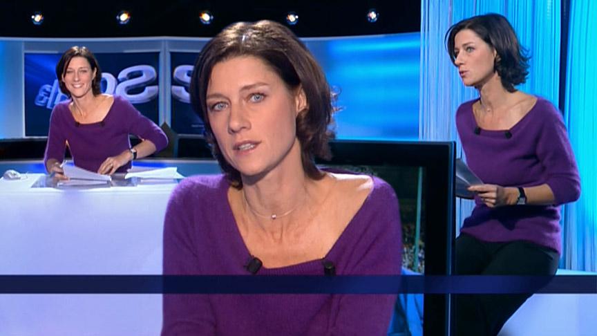 Carole Gaessler 03/12/2008