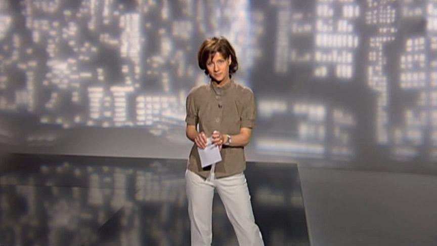 Carole Gaessler 07/04/2009