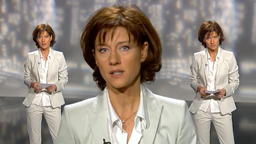 Carole Gaessler 14/04/2009