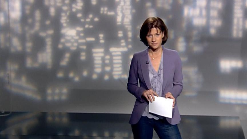 Carole Gaessler 21/04/2009