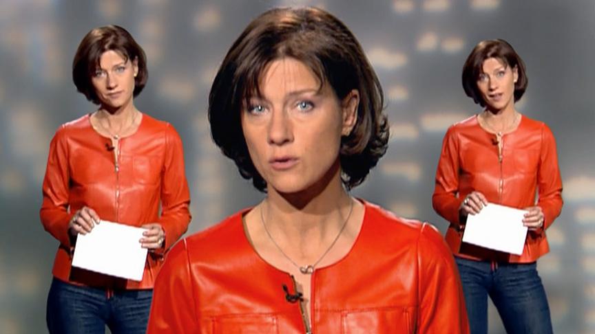 Carole Gaessler 28/04/2009