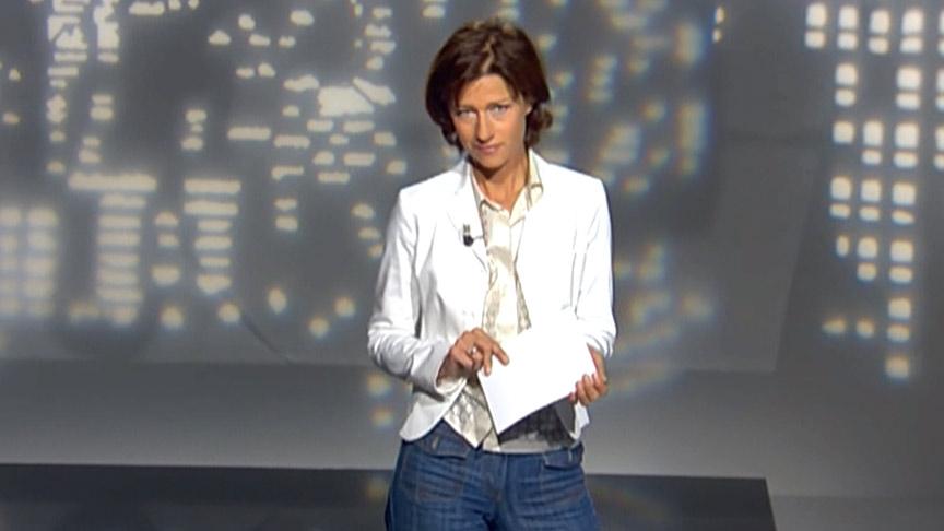 Carole Gaessler 23/06/2009