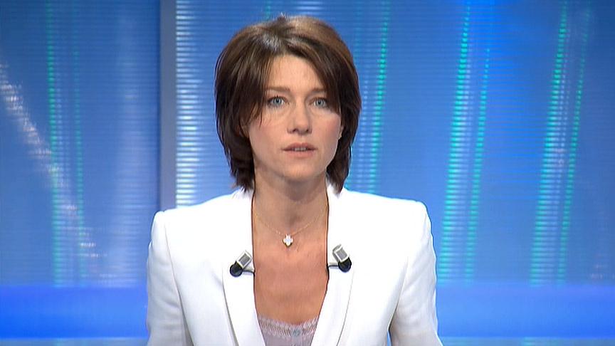 Carole Gaessler 21/03/2010