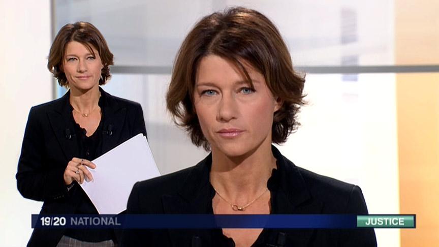 Carole Gaessler 25/11/2010