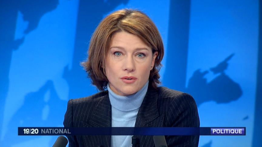 Carole Gaessler 01/12/2010