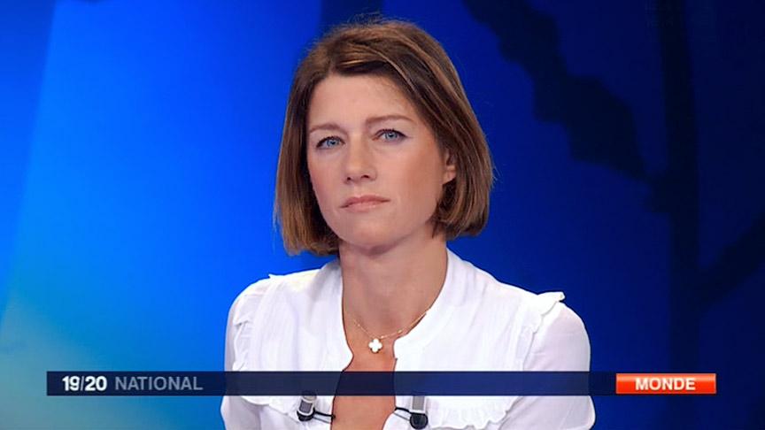 Carole Gaessler 14/06/2011