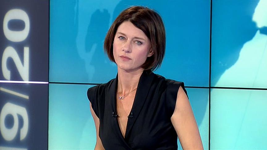 Carole Gaessler 14/02/2012