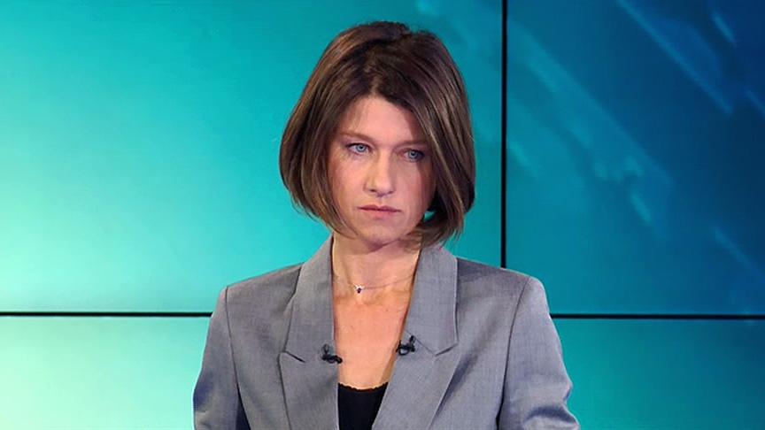 Carole Gaessler 03/04/2012