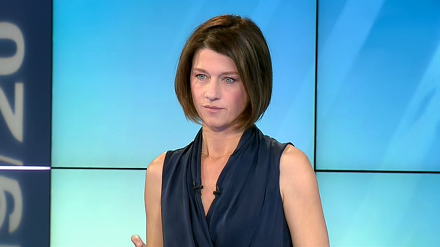 Carole Gaessler 17/04/2012