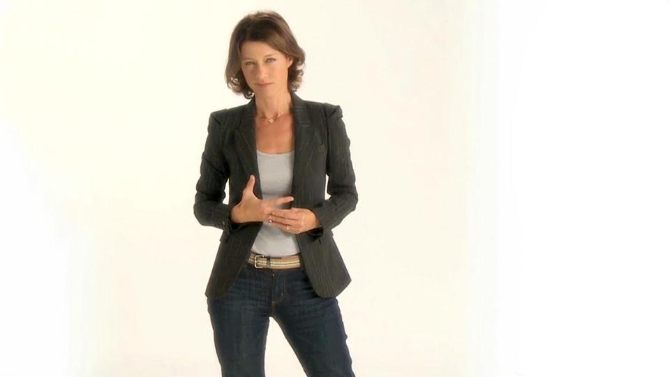 Carole Gaessler 23/05/2012