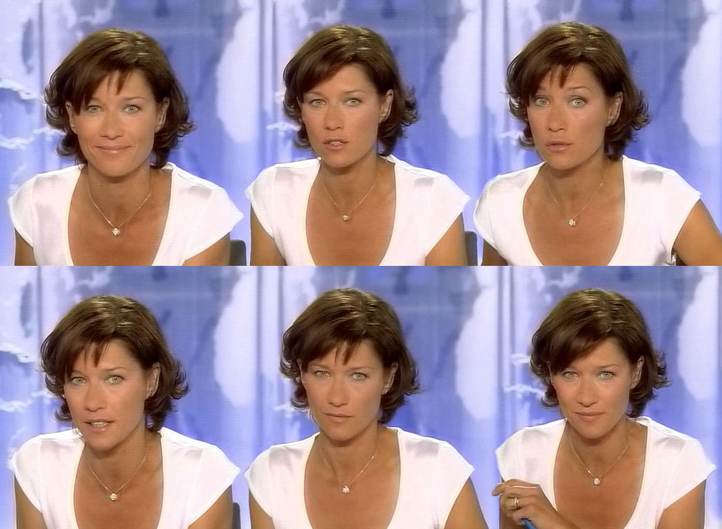 Carole Gaessler 26/07/2004