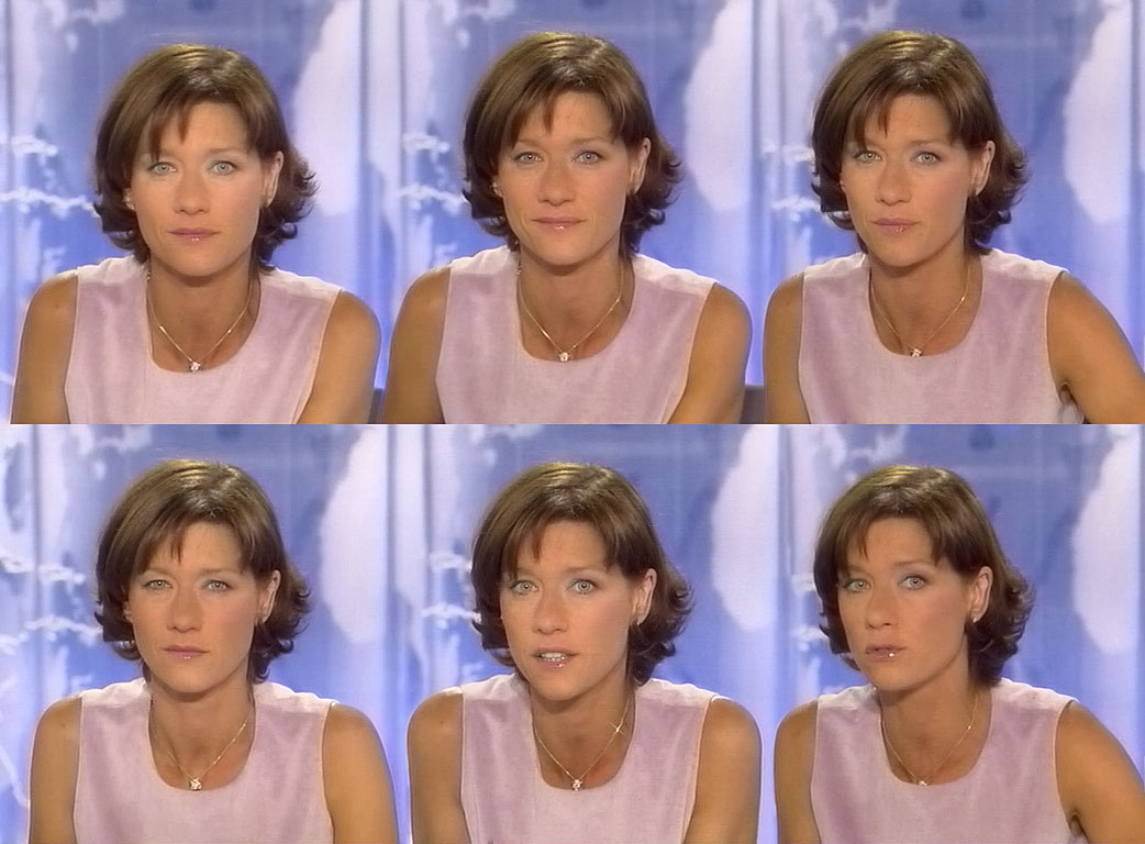 Carole Gaessler 29/07/2004