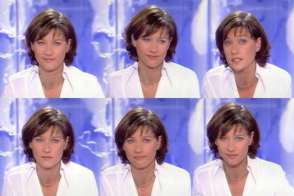 Carole Gaessler 27/10/2004