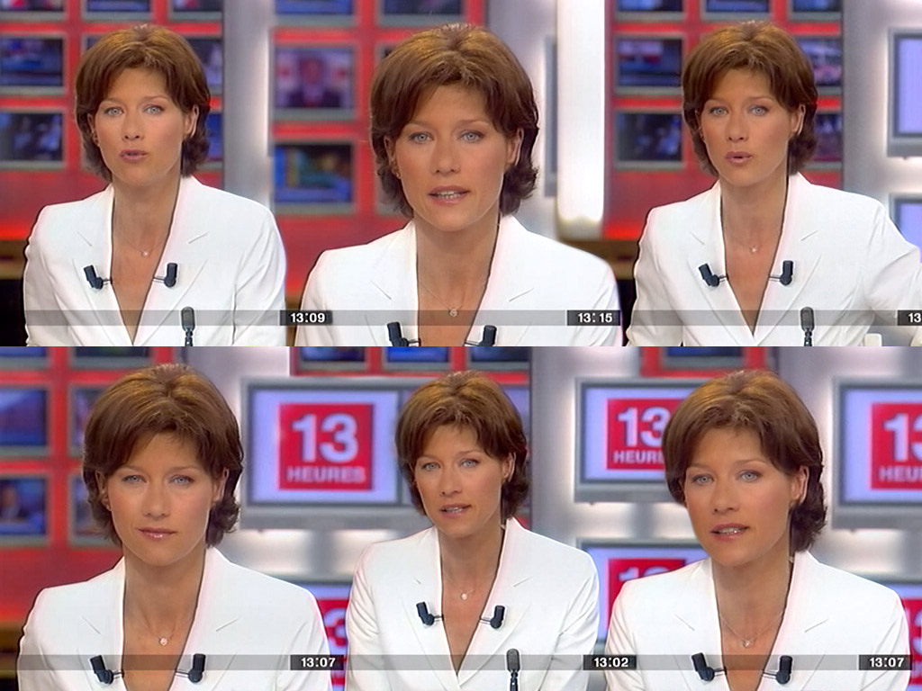 Carole Gaessler 28/03/2005