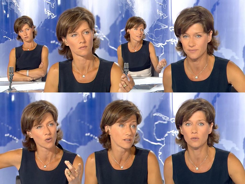 Carole Gaessler 20/07/2005
