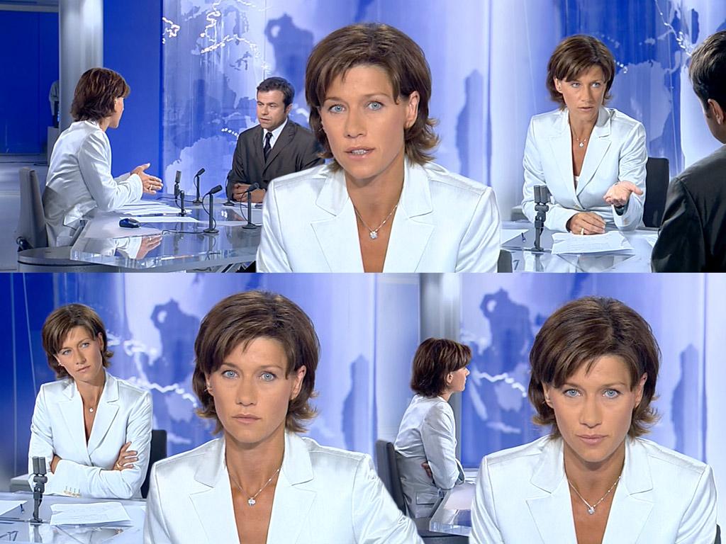 Carole Gaessler 21/07/2005
