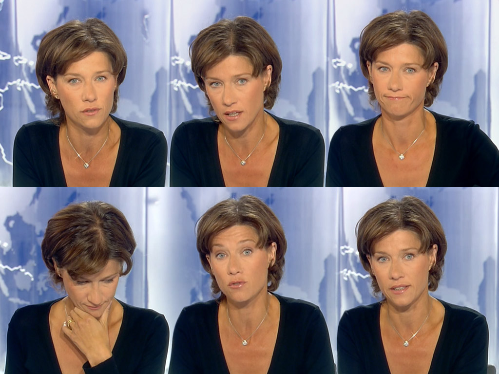 Carole Gaessler 16/08/2005