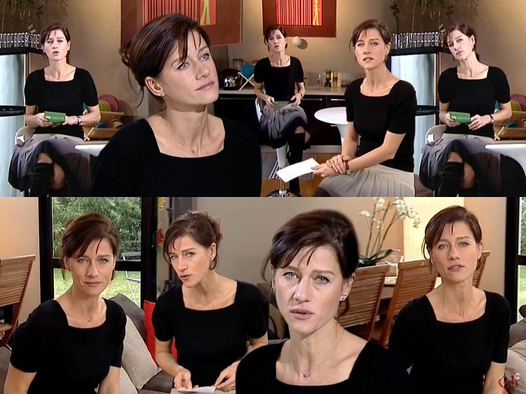 Carole Gaessler 26/01/2008
