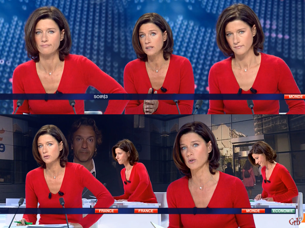 Carole Gaessler 24/09/2008