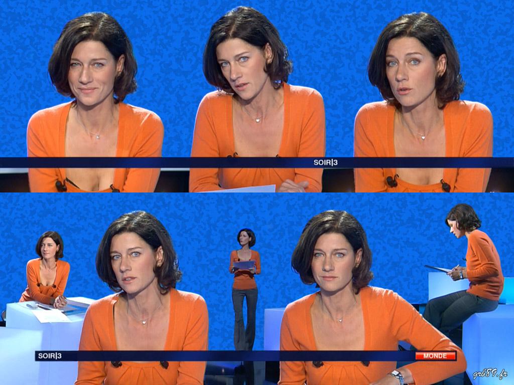 Carole Gaessler 19/11/2008