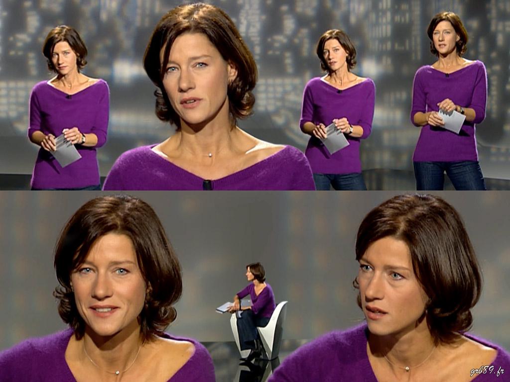 Carole Gaessler 16/12/2008