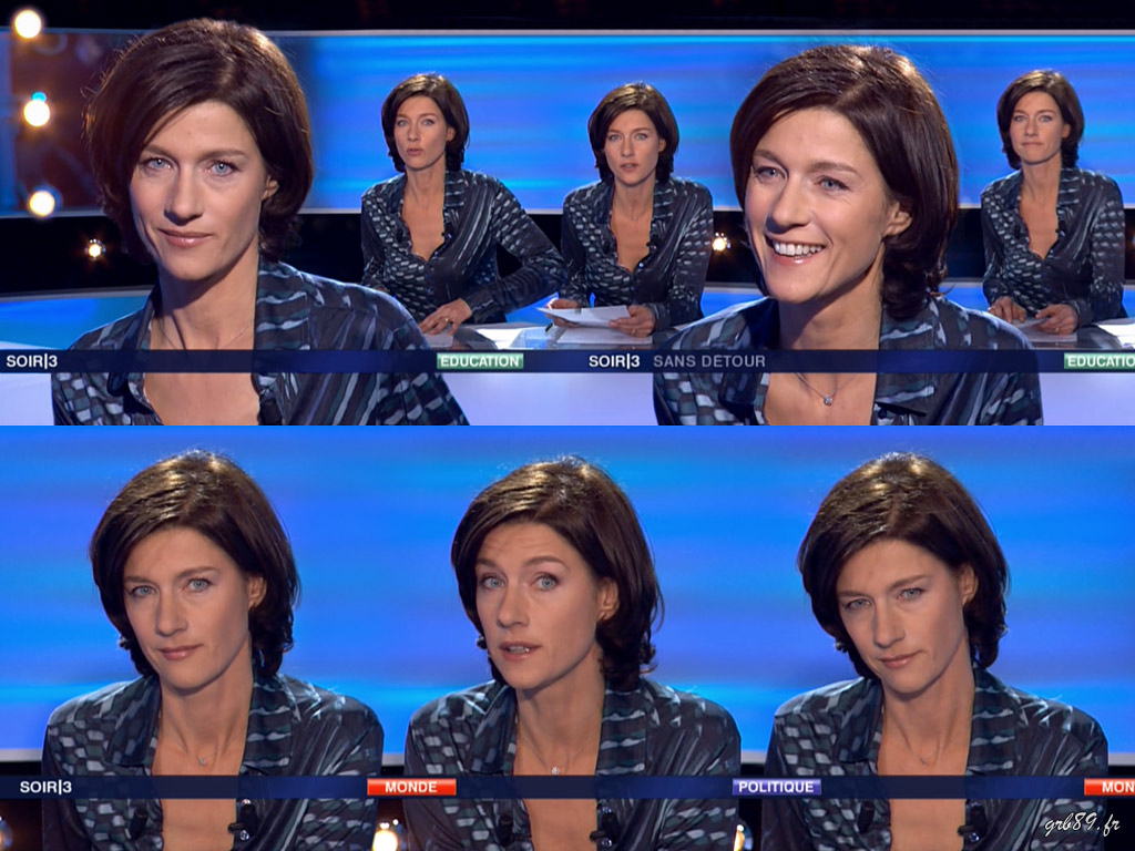 Carole Gaessler 22/01/2009