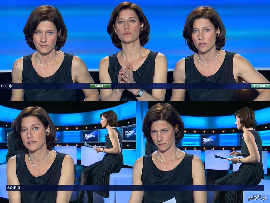 Carole Gaessler 04/03/2009