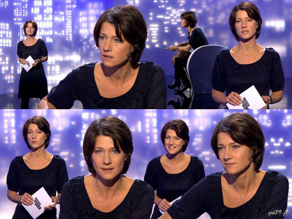 Carole Gaessler 26/01/2010