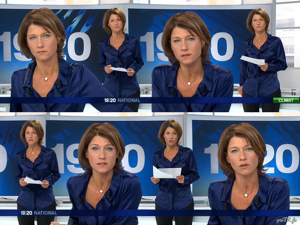 Carole Gaessler 02/10/2010