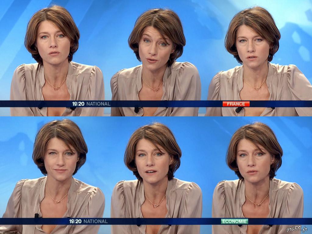 Carole Gaessler 20/12/2010