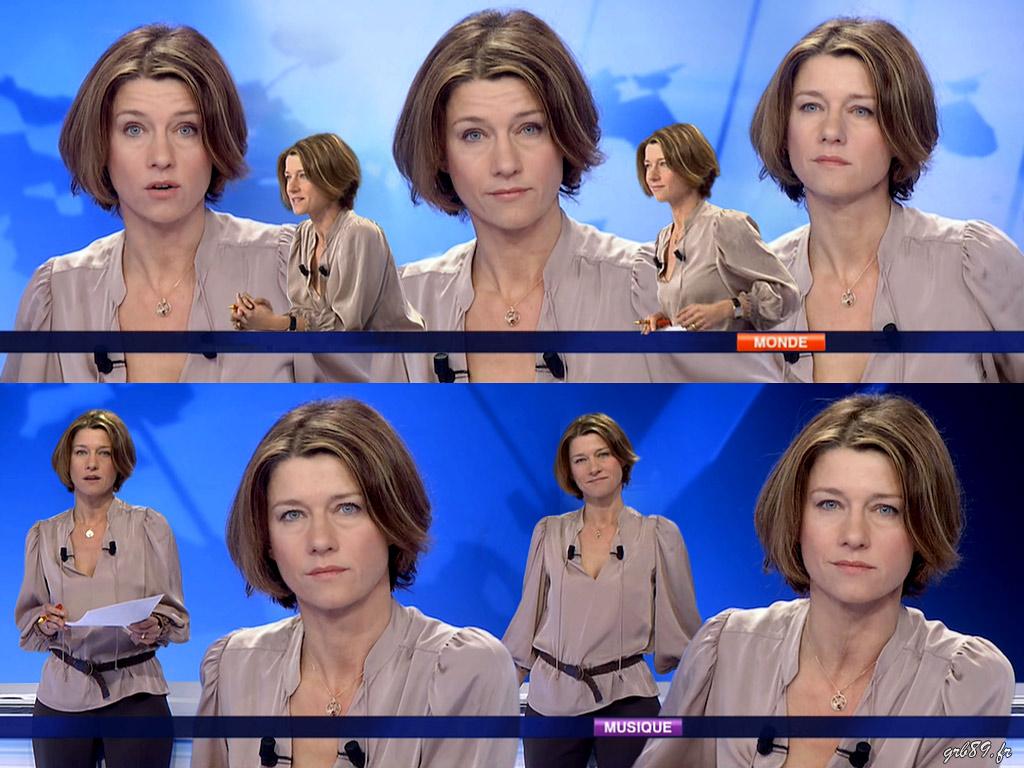 Carole Gaessler 13/01/2011