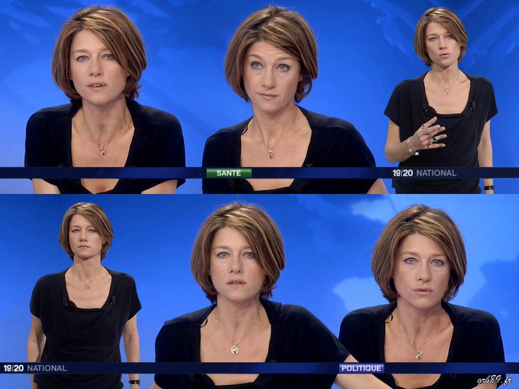 Carole Gaessler 19/01/2011