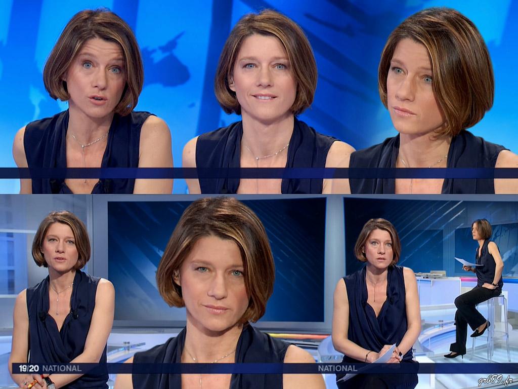 Carole Gaessler 22/03/2011